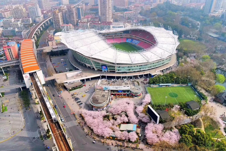 Hongkou Football Stadium, Shanghai Greenland Shenhua F.C